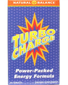 Buy Turbo Charge 60 Tabs Natural Balance Online, UK Delivery, Energy Boosters Formulas Supplements Fatigue Remedies Treatment