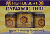Buy Dynamic Trio 30 Day Supply 3 PC CC Pollen Royal Jelly Online, UK Delivery