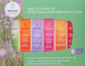 Buy Body Oil Essentials Kit 6 Oils (0.34 oz each) Weleda Online, UK Delivery, Massage Oil