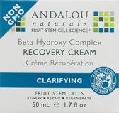 Buy Clear Overnight Recovery Cream 1.7 oz Andalou Online, UK Delivery, Night Creams Vegan Cruelty Free Product