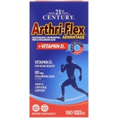Buy Arthri-Flex Advantage 180 Tabs 21st Century Health Online, UK Delivery, Joints Bones Osteo Support Formulas