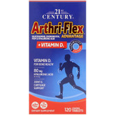 Buy Buy Arthri-Flex Advantage 120 Tabs 21st Century Health Online, UK Delivery, Joints Bones