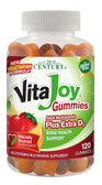 Buy VitaJoy Gummies Adult Multivitamin Plus Extra D3 120 Gummies 21st Century Health Online, UK Delivery, Gluten Free