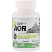 Buy Advanced Series benaGene 30 Veggie Caps Advanced Orthomolecular Research AOR Online, UK Delivery, Sports Nutrition