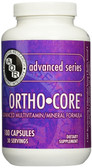 Buy Ortho-Core Advanced Multivitamin/Mineral Formula 180 Caps AOR Online, UK Delivery