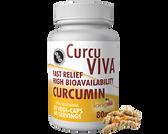 Buy CurcuViva Curcumin 80 mg 60 Veggie Caps Advanced Orthomolecular Research AOR Online, UK Delivery, Antioxidant Curcumin