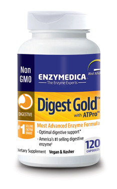 Buy UK Digest Gold 120 Caps, Enzymedica, Digestive Enzymes