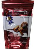 K9 Immunity Plus for Dogs Liver & Fish Flavor Chews 90 Chews Aloha
