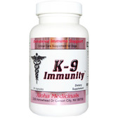 K-9 Immunity for Dogs 500 mg 84 Caps Aloha, for Dogs, UK Store