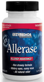 Allerase 60 Caps, Enzymedica, Allergy Assistance