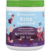 Buy Kidz SuperFood Wild Berry Flavor 6.5 oz (180 g) Amazing Grass Online, UK Delivery, Superfoods Green Food