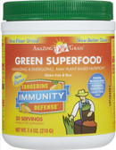 Buy Green Superfood Immunity Tangerine 7.4 oz (210 g) Amazing Grass Online, UK Delivery, Superfoods Green Food
