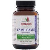 Buy Camu Camu Mega-C 60 Veggie Caps Amazon Therapeutics Online, UK Delivery, Antioxidant Camu Camu Natural Vitamin C