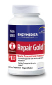 Buy Repair Gold 120 Caps, Enzymedica, Inflammation, Plant-Based Enzymes ,Natural Remedy, UK