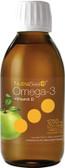 Buy NutraSea + D Omega-3 + Vitamin D Crisp Apple Flavor 6.8 oz (200 ml) Liquid Ascenta Online, UK Delivery, EFA Omega EPA DHA