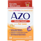 Buy Bladder Control with Go-Less 54 Caps Azo Online, UK Delivery