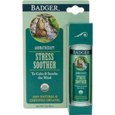 Buy Stress Soother Tangerine & Rosemary .60 oz (17 g) Badger Company Online, UK Delivery, Stress Relief Remedy Formulas Anti Stress Treatment