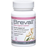 Buy Brevail Plant Lignan Extract 30 Caps Barlean's Online, UK Delivery, Women's Supplements Vitamins For Women Mood Swings Support Remedy Treatment Relief
