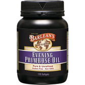 Buy Evening Primrose Oil 1300 mg 120 sGels Barlean's Online, UK Delivery, EFA Omega EPA DHA