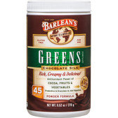 Buy Greens Supplement Powder Formula Chocolate Silk 9.52 oz (270 g) Barlean's Online, UK Delivery, Superfoods Green Food