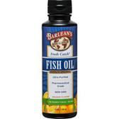 Buy Fresh Catch Fish Oil Omega-3 EPA/DHA Orange Flavor 8 oz (236 ml) Barlean's Online, UK Delivery, EFA Omega EPA DHA