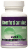 Buy Multi-B Neuropathy Support Formula 150 mg 120 Caps Benfotiamine Online, UK Delivery, Benfotiamine Vitamin B