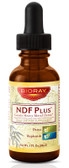 Buy NDF Plus (Gentle-Organic-Detox) 1 oz (30 ml) BioRay Online, UK Delivery