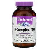 Buy B-Complex 100 100 Vcaps Bluebonnet Nutrition Online, UK Delivery, Vitamin B Complex