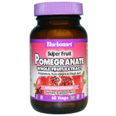 Buy Pomegranate Whole Fruit Extract 60 Vcaps Bluebonnet Nutrition Online, UK Delivery, Antioxidant