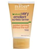Sunless Golden Tanning Lotion 4 oz (113 g), Alba Botanica Self Tanning