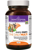 Every Man's One Daily Multi-Vitamin 72 Tabs, New Chapter