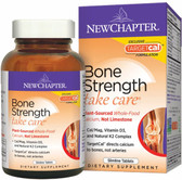 Bone Strength Take Care 120 Slim Tabs New Chapter, Bones, UK Shop
