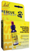 Rescue Remedy Pet 10 ml Bach Flower - Natural Stress Relief for Pets