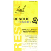 Rescue Remedy Pet 20 ml Bach Flower Essences, Stress Relief for Pets