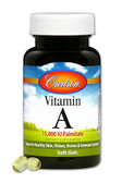Buy Vitamin A 15 000 IU Palmitate 240 sGels Carlson Labs Online, UK Delivery, Vitamin A