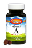 Buy Vitamin A 25 000 IU 300sGels Carlson Labs Online, UK Delivery, Vitamin A