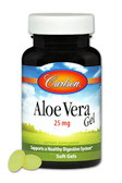 Buy Aloe Vera Gel 250 sGels Carlson Labs Online, UK Delivery,