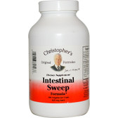 Buy Intestinal Sweep Formula 625 mg Each 180 Veggie Caps Christopher's Original Online, UK Delivery