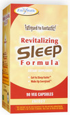 Fatigued to Fantastic Revitalizing Sleep Formula 90 Caps Enzymatic, Relaxation, UK