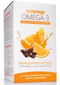 Buy Omega-3 Chocolate Orange Squeeze 90 Single Serving Packets (2.5 g) Coromega Online, UK Delivery, EFA Omega EPA DHA
