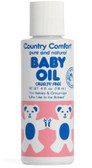 Buy Baby Oil 4 oz (118 ml) Country Comfort Online, UK Delivery, Baby Powder Oils