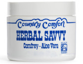 Buy Herbal Savvy Comfrey-Aloe Vera 1 oz (28 g) Country Comfort Online, UK Delivery, Diaper Creams
