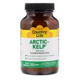 Buy Norwegian Kelp 225 mcg 300 Tabs Country Life Online, UK Delivery, Mineral Supplements