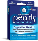 Acidophilus Pearls 90 Enzymatic Therapy