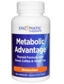 Metabolic Advantage Thyroid 180 Caps Enzymatic