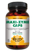 Buy Maxi-Zyme Caps 60 Veggie Caps Country Life Online, UK Delivery, Enzymes Lactase