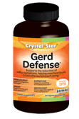 Buy GERD Defense 60 Veggie Caps Crystal Star Online, UK Delivery, Heartburn Relief Treatment Remedy