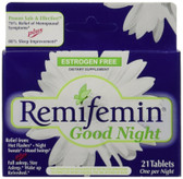 Remifemin Good Night 21 Tabs Enzymatic Therapy