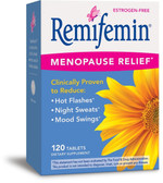 Remifemin 120 Tabs Enzymatic Therapy