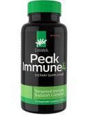 Buy Peak Immune 4 250 mg 50 Veggie Caps Daiwa Health Development Online, UK Delivery